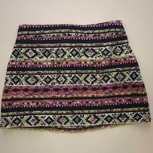 Hollister Women's Mini Skirt